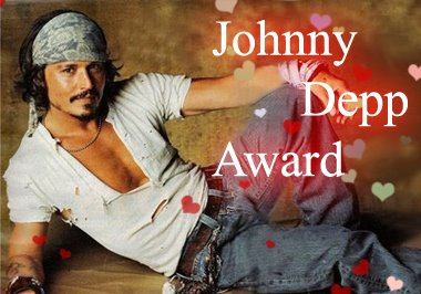 JohnnyDeppAward