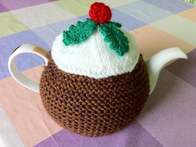 Knitted Christmas Pudding Pattern Choice Image Knitting Patterns